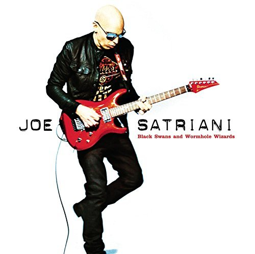 Joe Satriani Black Swana & Wormhole Wizards
