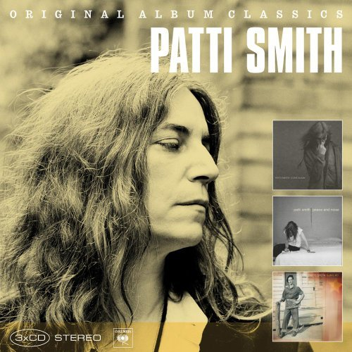 Patti Smith Original Album Classics Import Eu 3 CD