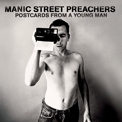 Manic Street Preachers Postcards From A Young Man Import Eu