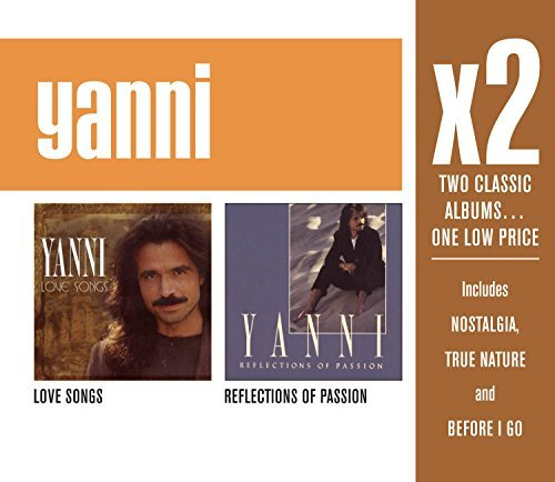 Yanni X2 (love Songs Reflections Of 2 CD