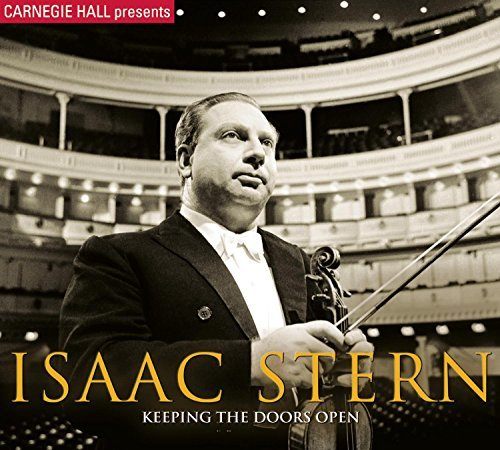 Isaac Stern Carnegie Hall Presents Isaac S Softpak