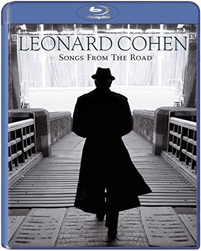 Leonard Cohen Songs From The Road Blu Ray