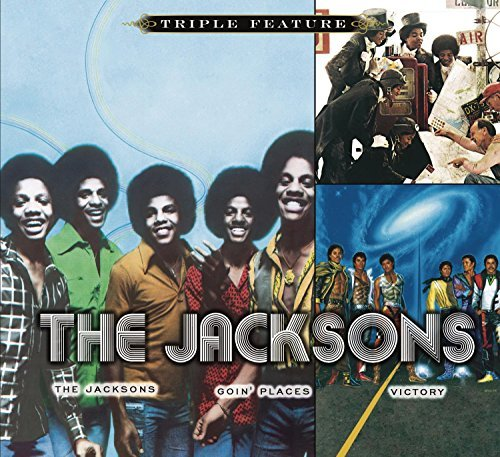 Jacksons Triple Feature 3 CD