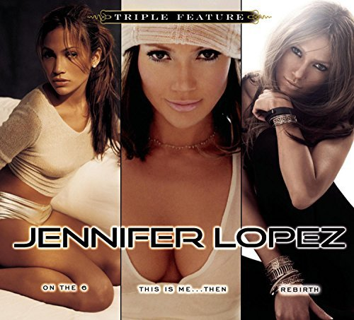 Jennifer Lopez Triple Feature 3 CD