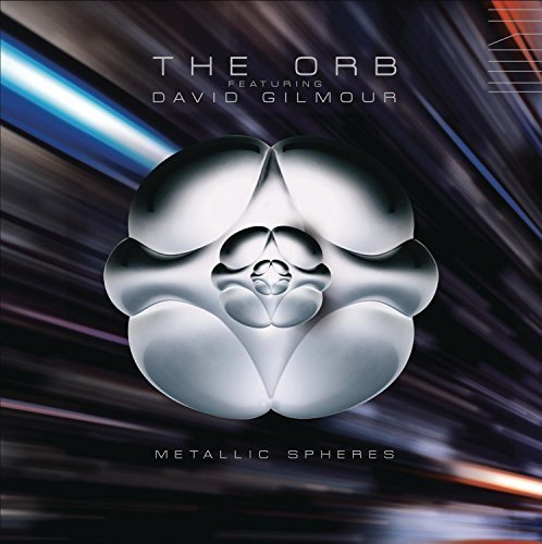 Orb Metallic Spheres 180gm Vinyl Feat. David Gilmour