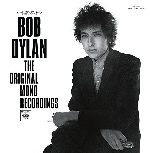 Bob Dylan Original Mono Recordings 180gm Vinyl 9 Lp