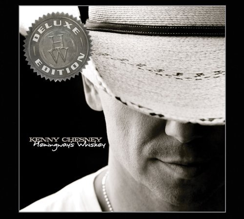 Kenny Chesney Hemingway's Whiskey Deluxe Ed. Incl. DVD