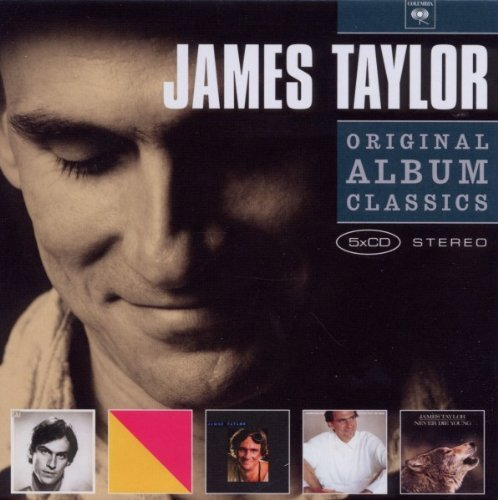 James Taylor Original Album Classics Import Gbr 5 CD
