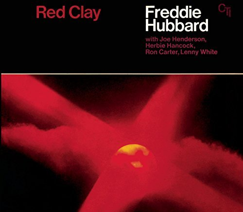Freddi Hubbard Red Clay Remastered