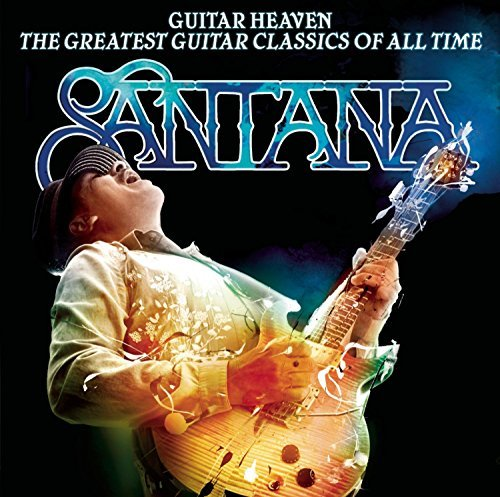 Santana Guitar Heaven The Greatest Gu Deluxe Ed. Incl. DVD