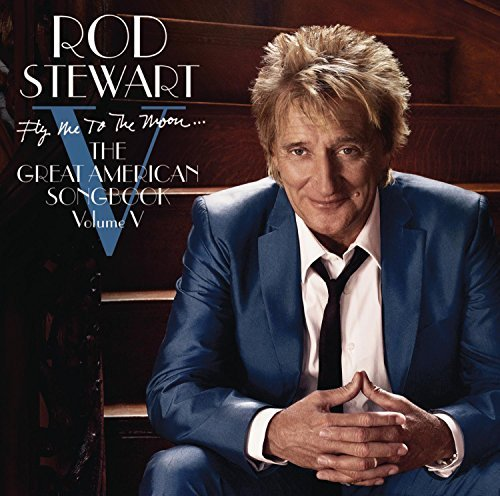 Rod Stewart Vol. 5 Fly Me To The Moon The Deluxe Ed. 2 CD
