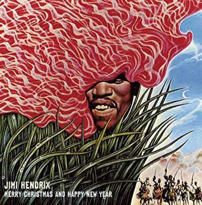 Jimi Hendrix Merry Christmas & A Happy New