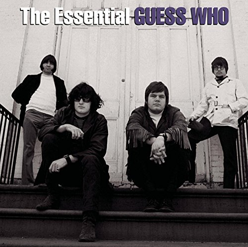 Guess Who Essential The Guess Who 2 CD