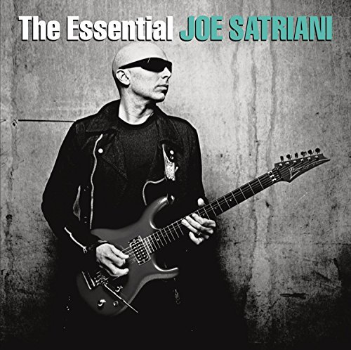 Joe Satriani Essential Joe Satriani 2 CD