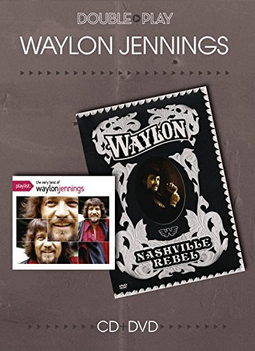 Waylon Jennings Waylon Jennings Double Play Incl. DVD