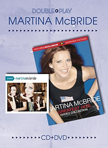 Mcbride Martina Martina Mcbride Double Play Incl. DVD