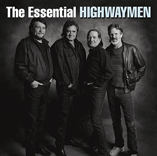 Highwaymen Essential The Highwaymen Jennings Nelson Cash Kristoffe 2 CD