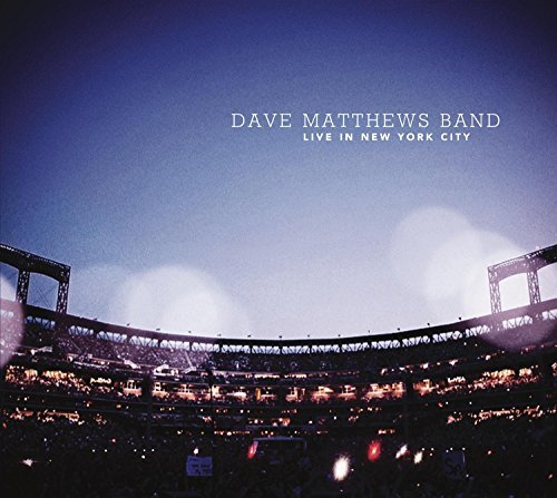 Dave Matthews Band Live In New York City Softpak 2 CD
