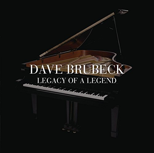 Dave Brubeck Legacy Of A Legend 2 CD