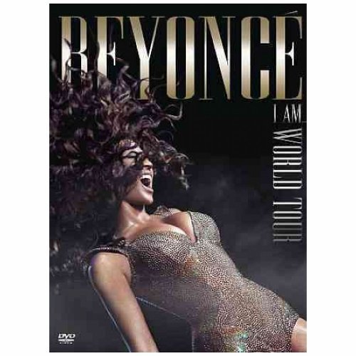 Beyoncé I Am World Tour Digipak Incl. CD
