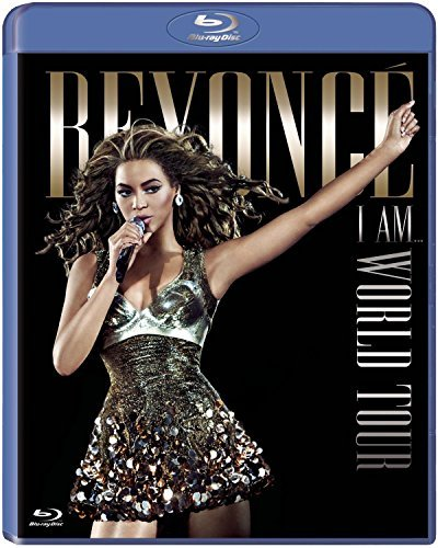 Beyonce I Am World Tour Blu Ray