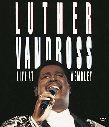 Luther Vandross Luther Vandross Live At Wemble