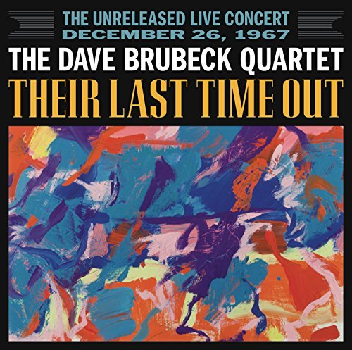 Dave Brubeck Last Time Out 2 CD