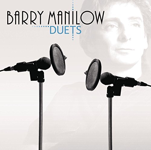 Barry Manilow Duets Digipak