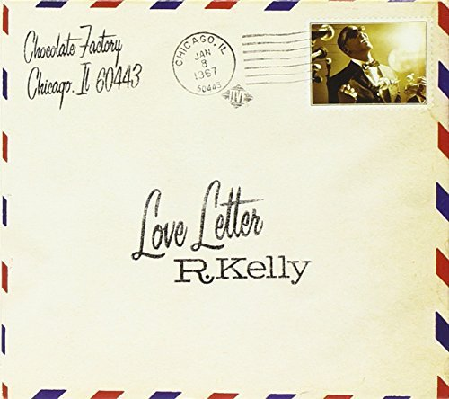 R. Kelly Love Letter Import Eu