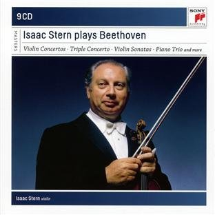Isaac Stern Isaac Stern Plays Beethoven Vi Import Eu 9 CD