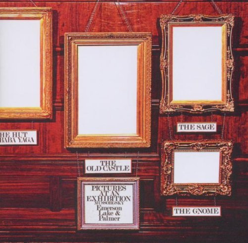 Emerson Lake & Palmer Pictures At An Exhibition Import Eu