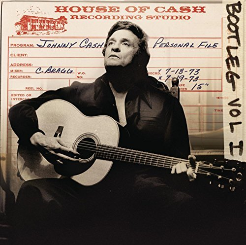 Johnny Cash Vol. 1 Bootleg Personal File 2 CD