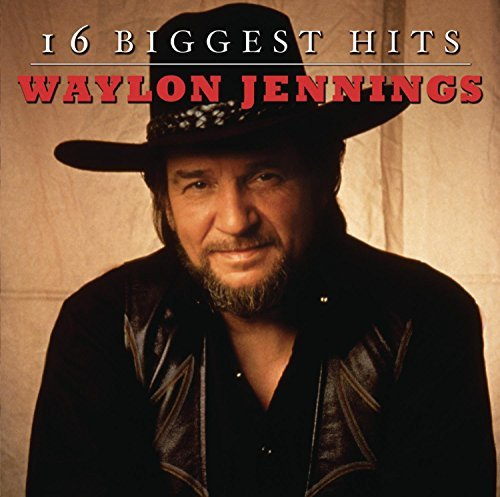 Waylon Jennings 16 Biggest Hits
