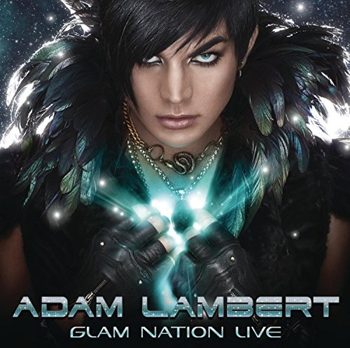 Adam Lambert Glam Nation Live Incl. Bonus DVD