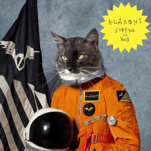 Klaxons Surfing The Void Gde