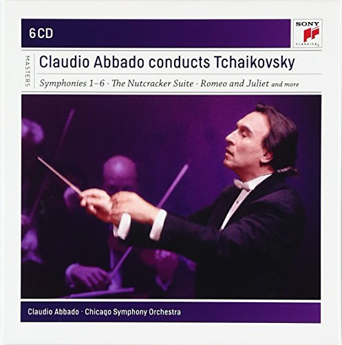 Claudio Abbado Claudio Abbado Conducts Tchaik 6 CD