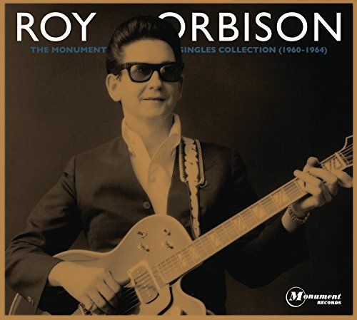 Roy Orbison Monument Singles Incl. DVD