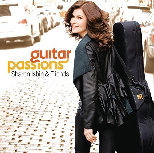 Sharon & Friends Isbin Guitar Passions Import Gbr