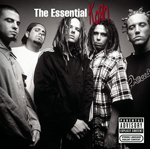 Korn Essential Korn Explicit Version 2 CD