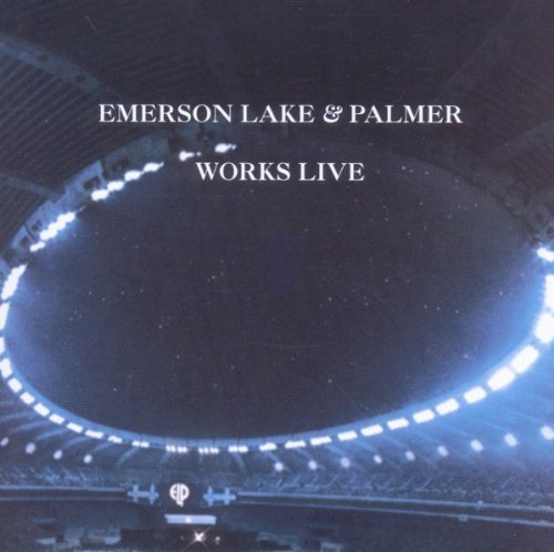 Emerson Lake & Palmer Works Live Import Gbr