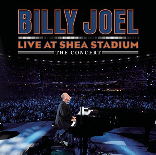 Billy Joel Live At Shea Stadium (cd Dvd) 2 CD 1 DVD