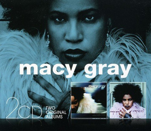 Macy Gray On How Life Is The Id Import Eu 2 CD
