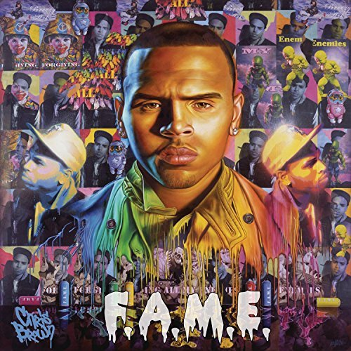 Chris Brown F.A.M.E. Clean Version F.A.M.E.
