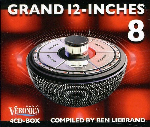 Grand 12 Inches Vol. 8 Grand 12 Inches Import Eu 4 CD