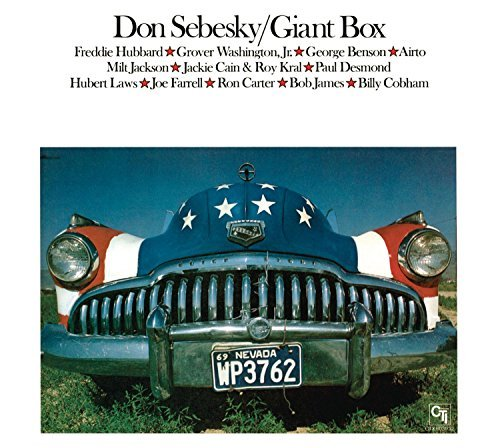Don Sebesky Giant Box (cti Records 40th An Softpak