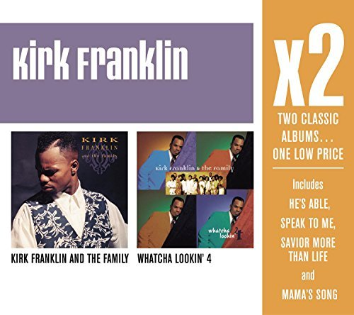 Kirk Franklin X2 (kirk Franklin & The Family 2 CD