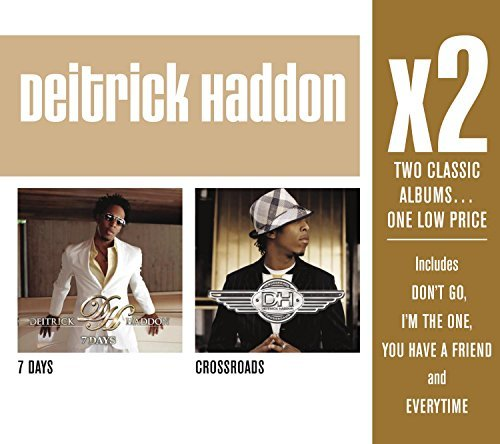 Deitrick Haddon X2 (7 Days & Crossroads) 2 CD