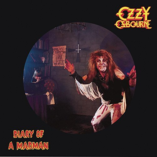 Ozzy Osbourne Diary Of A Madman Picture Disc