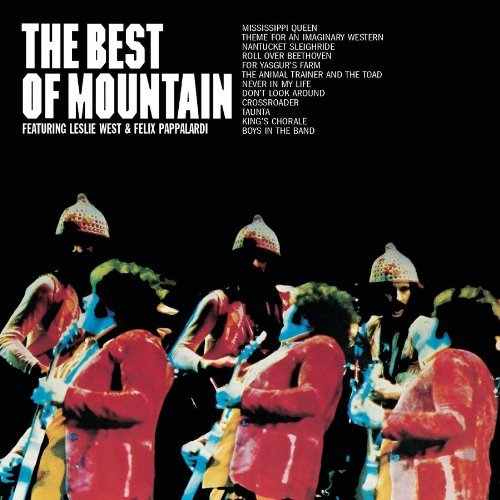 Mountain Best Of Mountain Incl. Bonus Tracks