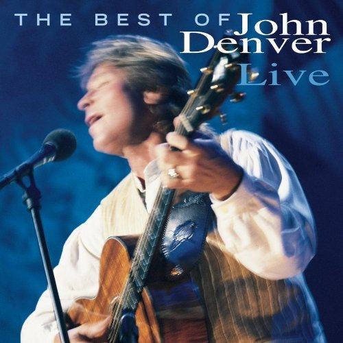 John Denver Best Of John Denver Live Enhanced CD